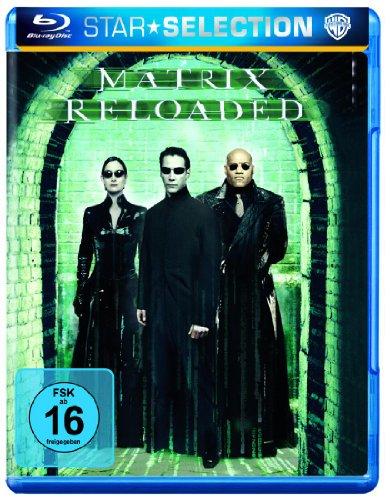 Matrix Reloaded [Blu-ray]