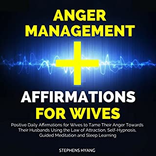 Anger Management Affirmations for Wives Titelbild