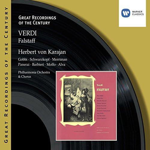 Philharmonia Orchestra/Herbert von Karajan