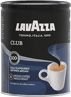 Lavazza Café Molido Espresso Club Latas, 3 x 250g