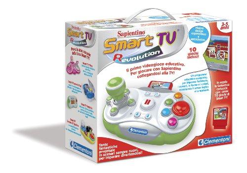 Clementoni - 13565 Smart TV Revolution