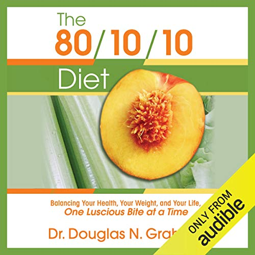 Couverture de The 80/10/10 Diet