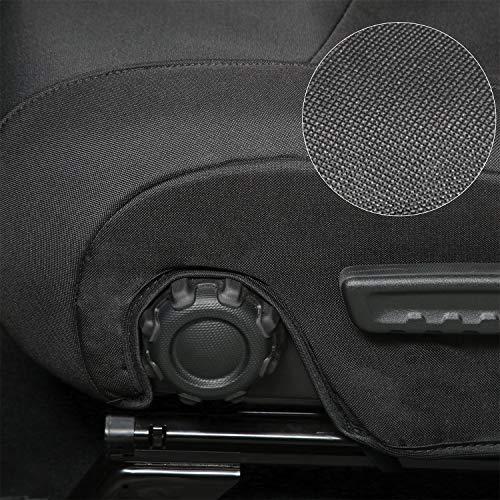 Smittybilt 57747701 G.E.A.R. GEN2 Jeep JL/JT Front Custom Seat Covers