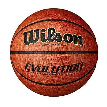 Wilson Evolution Game Basketball Black Official Size - 29.5   WTB0516R  Original