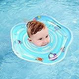 ONMET anillo de natación para bebés infantes flotador de natación inflable