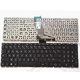 Clavier Français Azerty pour HP 250 G6 255 G6 256 G6 258 G6 TPN-C129 TPN-C130 15-BS 15 BS 15T 15-bs000 15-bs100 15-bs500 15-bs600 15-bs700 15t-bs000 15t-bs100 15-BR 15G-BX 15-BU 15Q-BY 15-CC 15-CD FR