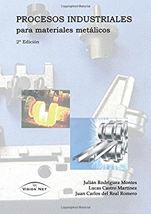 Procesos Industriales Para Materiales Metalicos (Ingenierías y Tecnologías)