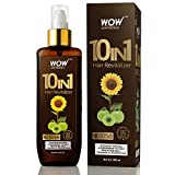 WOW 10 in 1 Miracle No Parabens & Mineral Oil Hair Revitalizer Mist