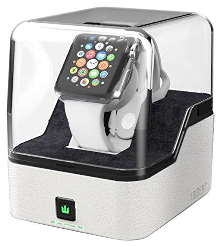 Trident OD-APWATC-WTVAL Odyssey Valet Ladegerät für Apple Uhr (2700mAh) weiß