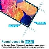 NEW C Lot de 3, Verre Trempé Compatible avec Samsung Galaxy A10, A10s, M10, Film Protection écran sans Bulles d air Ultra Résistant (0,33mm HD Ultra Transparent) Dureté 9H Glass