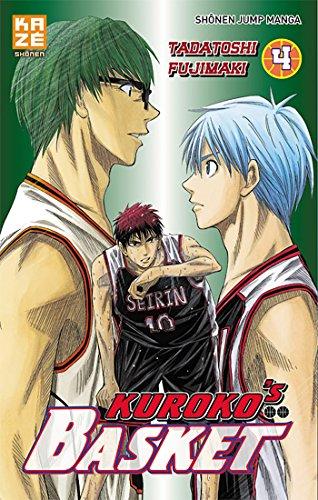Kuroko's Basket T04
