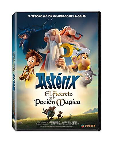 Asterix El Secreto De La Poción Mágica [DVD]