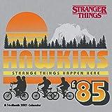2021 Stranger Things Mini - 7' x 7' Calendar