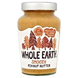 Whole Earth Mantequilla de cacahuete suave 454G