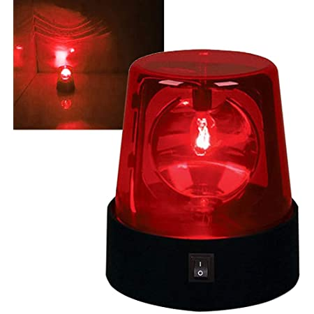RED P6LM1 LED Portable Rapid Flashing Safety Lights Personal Hazard Light