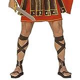 WIDMANN WDM1826R-Sandalias de romano, piel sintética, multicolor, talla única