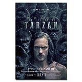 LIUXR Film Die Legende von Tarzan Poster und Drucke