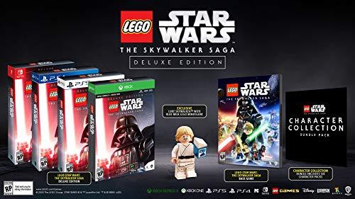 518oRsis6wL - Lego Star Wars: The Skywalker Saga Deluxe Edition - PlayStation 4