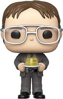 Funko Pop! TV: The Office S2- Dwight w/Gelatin Stapler , Action Figure - 48498