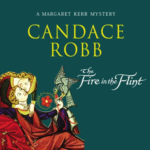 The Fire in the Flint audiobook cover art