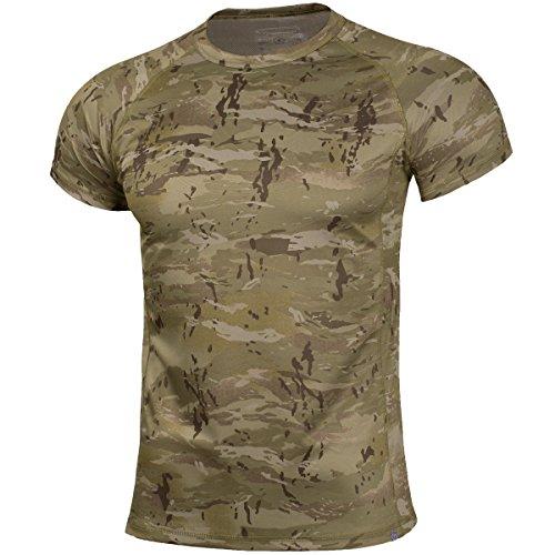 Pentagon Herren Body Shock T-Shirt PentaCamo Größe XS