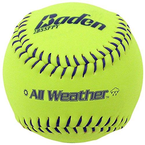 Baden All-Weather Practice Softball (Dozen)