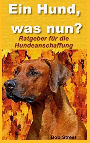 Ein Hund, was nun?: Ratgeber für die Hundeanschaffung