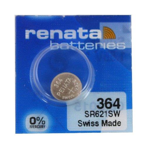 Renata sr621sw BATTERY2 - Pila para Reloj
