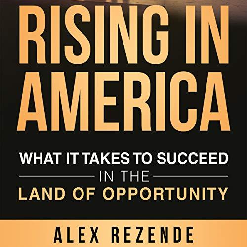 Page de couverture de Rising in America