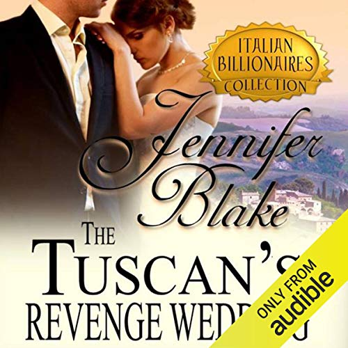 The Tuscan's Revenge Wedding cover art