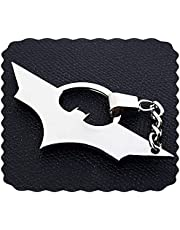 Batman key chain - stainless steel keychain