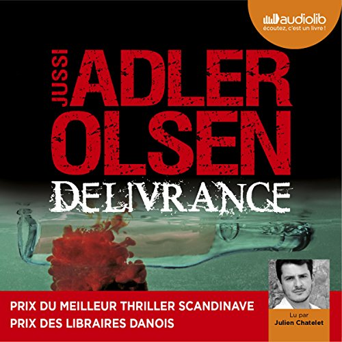 Délivrance audiobook cover art