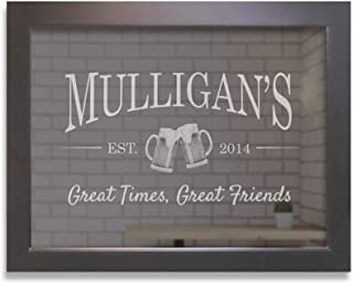 Best personalized etched mirrors Reviews