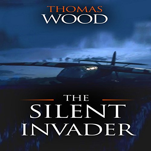 The Silent Invader audiobook cover art
