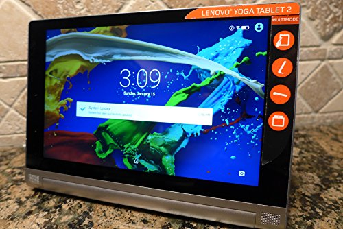 Lenovo Yoga Tablet 2-830F 8.0' Android Tablet 1.8Ghz 16GB Wi-Fi Silver
