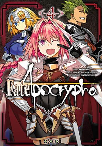 Fate/apocrypha t04 (Seinen)