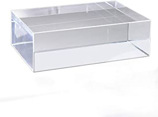 Mirart Clear Acrylic Cube (6