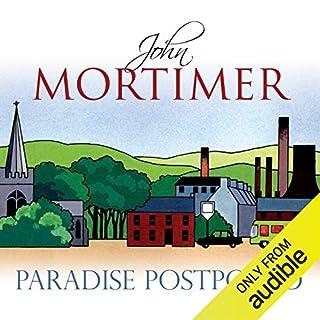 Paradise Postponed audiobook cover art