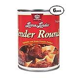 Loma Linda - Plant-Based - Tender Rounds with Gravy (19 oz.) (Pack of 6) - Kosher
