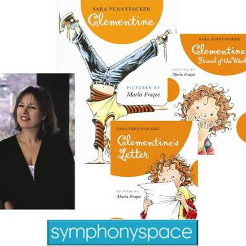Thalia Kids' Book Club: Sara Pennypacker and Marla Frazee's Clementine series cover art