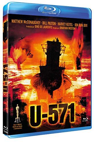 U-571 Blu Ray  2000 [Blu-ray]