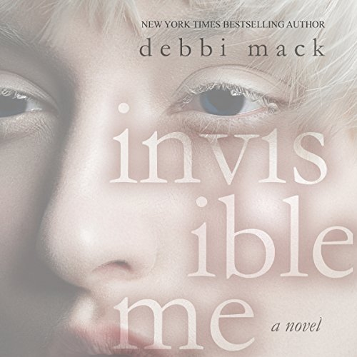 Invisible Me audiobook cover art