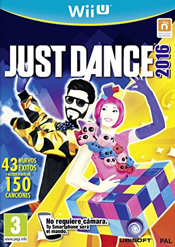 Just Dance 2016 - [Edizione: Spagna]