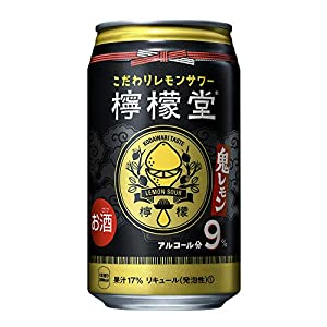 """檸檬堂 鬼レモン 缶 [ チューハイ 350ml×24本 ]"""""""