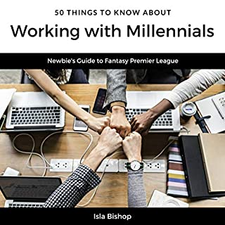 50 Things to Know About Working with Millennials audiobook cover art