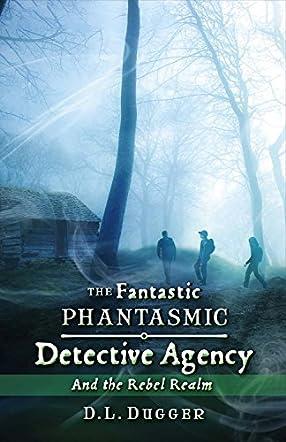 The Fantastic Phantasmic Detective Agency