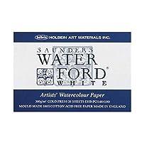 WATERFORD ウォーターフォード水彩紙 ホワイト・ブロック EHB-PC (ハガキ)