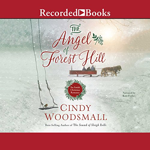 The Angel of Forest Hill audiobook cover art