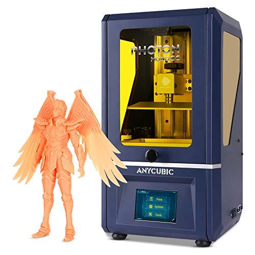 """ANYCUBIC Photon Mono SE Impresora 3D de Resina, Impresora 3D UV LCD de Impresión Ultrarrápida con Pantalla Mono de 6"""" 2K y Función WiFi, Tamaño de la impresión 130*78*160mm"""