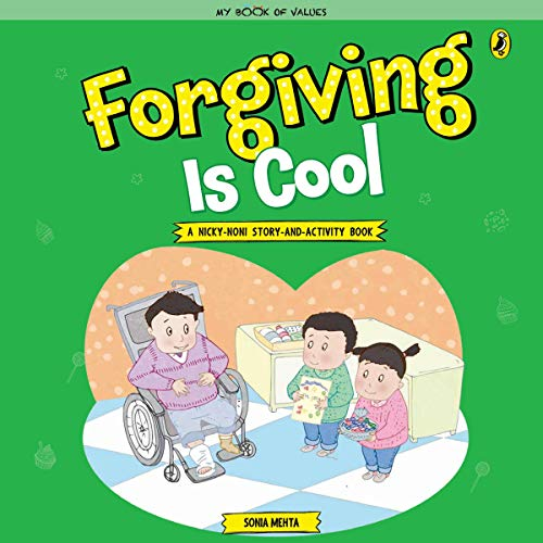 Couverture de Forgiving Is Cool